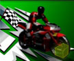 Jogo Online: 3D Motorcycle Racing Deluxe