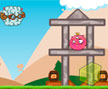 Jogo Online: Angry Animal 2 Aliens Go Home