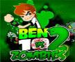 Jogo Online: Ben 10 Vs Zombies 2