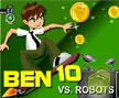 Jogo Online: Ben 10 vs Robots