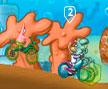 Jogo Online: Bob Esponja Cycle Race