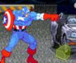 Jogo Online: Captain America Car Rampage