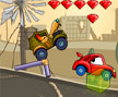 Jogo Online: Car Eats Car 2 Mad Dreams