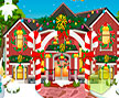 Jogo Online: Christimas House Decoration