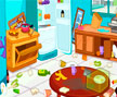Jogo Online: Clean Up Kitchen