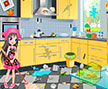 Jogo Online: Cleaning Time Sleepover
