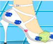 Jogo Online: Design Your Shoes