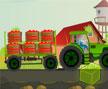 Jogo Online: Farmer Teds Tractor Rush