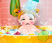 Jogo Online: First Baby Bath
