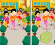 Jogo Online: Five Differences Witch School