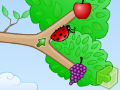 Jogo Online: Fruity Bugs