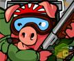 Jogo Online: Kamikaze Pigs