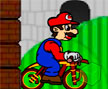 Jogo Online: Mario BMX Adventure