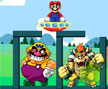 Jogo Online: Mario UFO Princess Protection