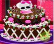 Jogo Online: Monster High Special Cake