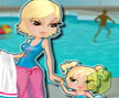 Jogo Online: Mother Daughter Waterpark