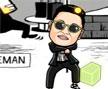 Jogo Online: Psy Gentleman Dance