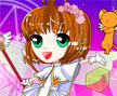 Jogo Online: Sakura Dress Up