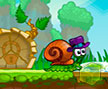 Jogo Online: Snail Bob 5 Love Story