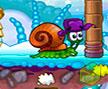 Jogo Online: Snail Bob 6 Winter Story