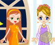 Jogo Online: Sue Friends - Dress Up