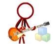 Jogo Online: Super Crazy Guitar 2