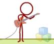 Jogo Online: Super Crazy Guitar Maniac Dx