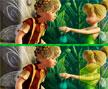 Jogo Online: Tinker Bell Spot 8 Difference