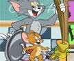Jogo Online: Tom e Jerry - Classroom Clean