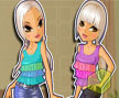 Jogo Online: Twin Sisters Dressup