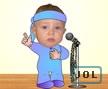 Jogo Online: Baby Aerosmith