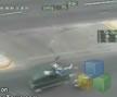 Jogo Online: Carro bate em Motoqueiro