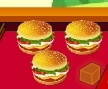 Jogo Online: Hamburger Serving