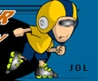 Jogo Online: Roller Academy